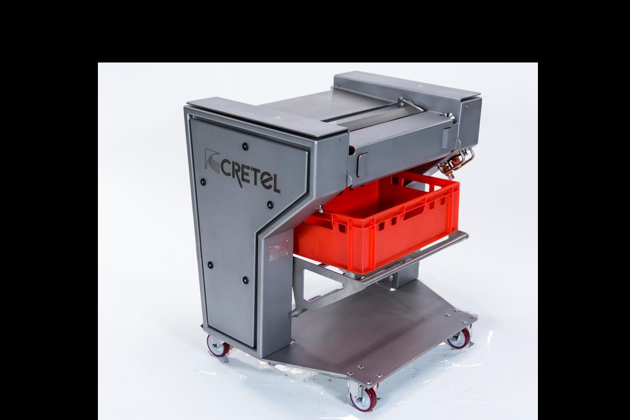 856PX Cretel membrane skinner