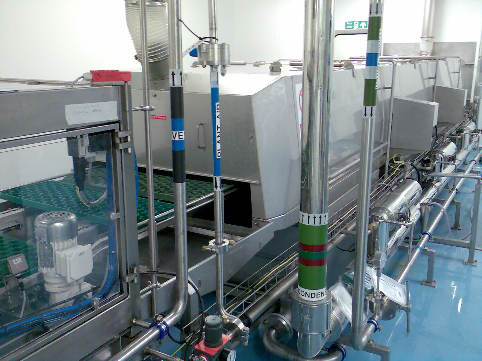 Cretel mould washer pharmaceutical industry