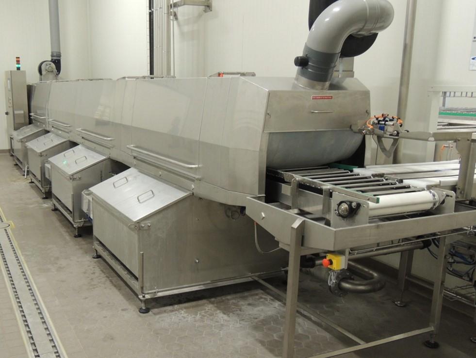Cretel mould washer in the field PWWWR950.60