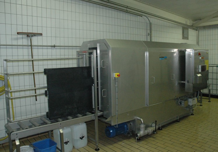 vertical pallet washers aigremont