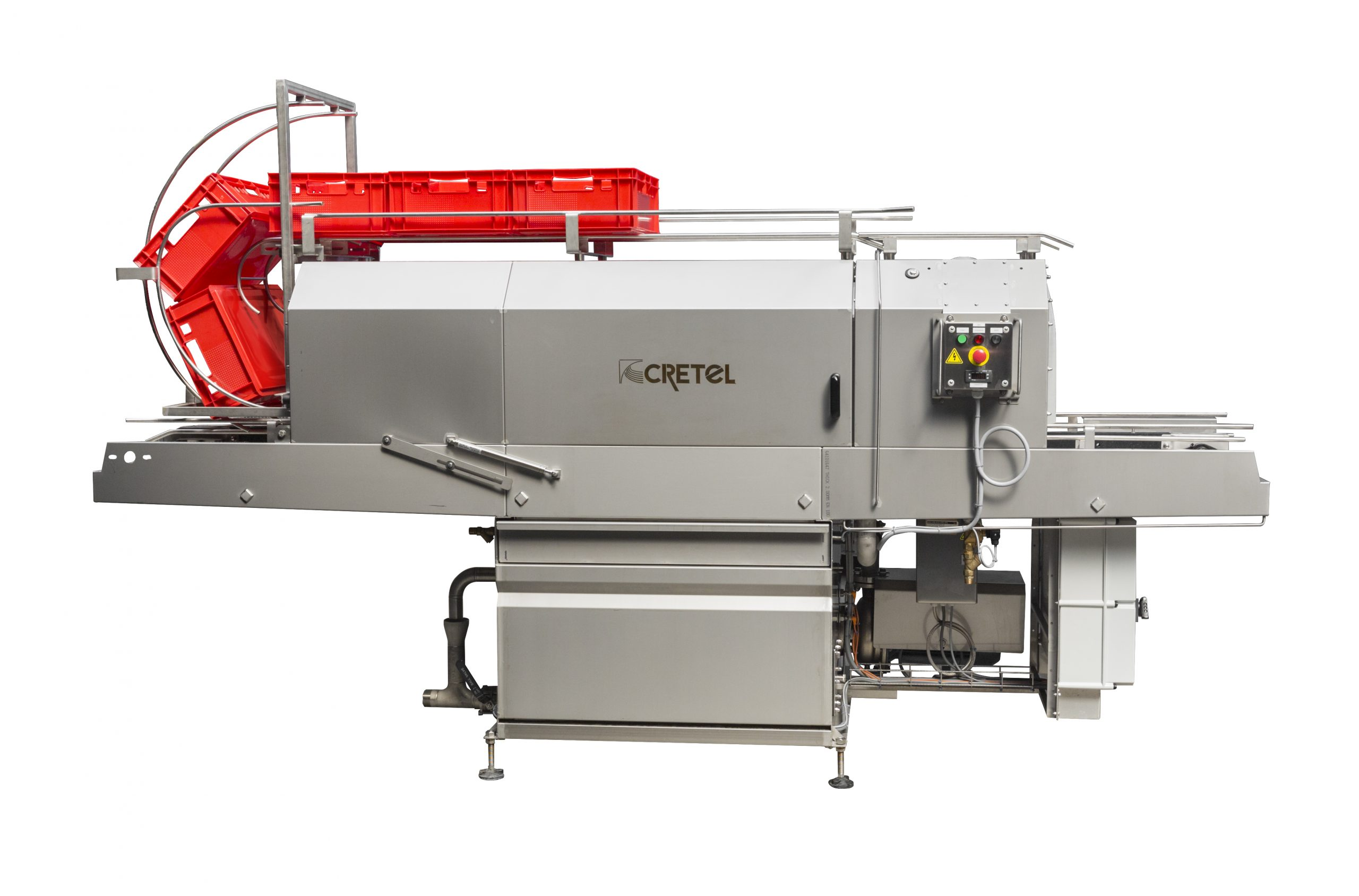 Industrial washing and drying systems Cretel by ATS