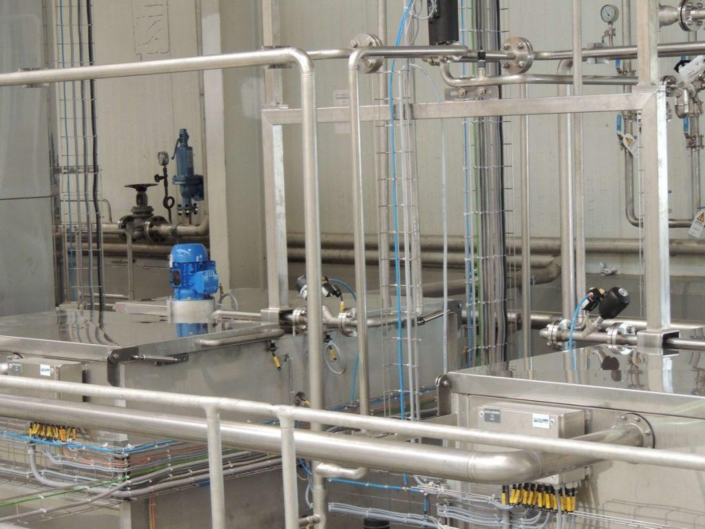 Cretel customised rack washer perfume industry